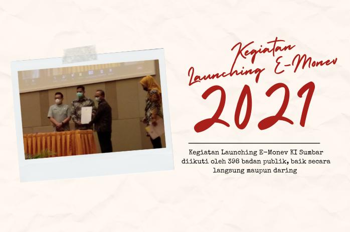 Launching E-Monev KI 2021