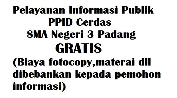 Biaya Layanan Publik